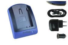 Chargeur (USB) EN-EL15 pour Nikon 1 V1, D600, D610, D800, D800E, D7000, D7100