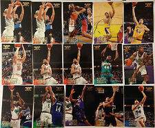 LOT 15 CARTES DE BASKET NBA FLEER 96-97 ROOKIE