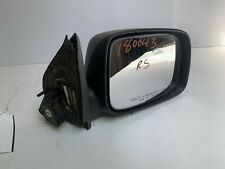 2004-2012 Chevrolet Colorado Passenger Side View  Power Mirror Black