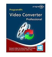 Program4PC Video Converter , Convert AVI , MPEG , Video formats