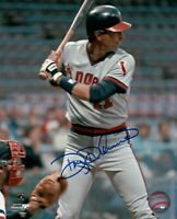 Doug DeCinces Signed 8X10 Photo Autograph California Angels Batting Auto COA