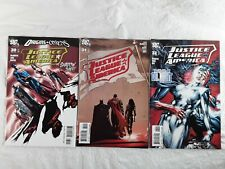 Justice League of America Comic Books #30 #31 #32 2009