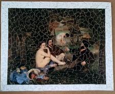 Puzzle vintage bois découpé main VERA PUZZLE APOIIO COMPLET 500 pièces ancien