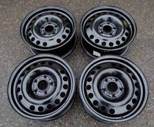 4 x Stahlfelgen für Opel Zafira A  Meriva A 6Jx15H2 5x110 ET43