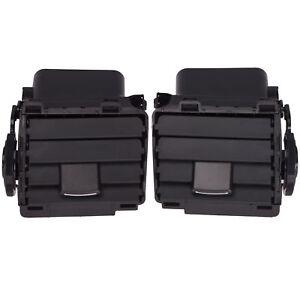 OEM 12-15 Subaru Center Dash Panel Air Vent Set Left Right 66110FJ000 66110FJ010