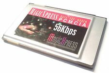 PCMCIA Modem 56Kbps MagicExpress 1456VQC-T 56k