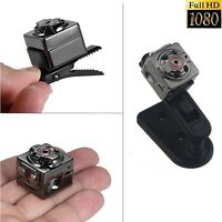 SQ8 Full HD 1080P Mini Auto DV DVR Kam Versteckte Camcorder IR Nachtsicht Kamera