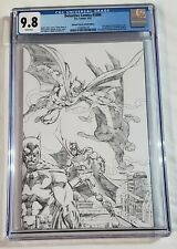 Detective Comics #1000 Dan Jurgens sketch variant CGC 9.8 1st Arkham Knight !KEY