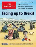 The Economist Magazin, Heft 29/2017: Facing up to Brexit  +++ wie neu +++