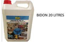 VINAIGRE BLANC 14 DEGRE entretien nettoyage BIDON 20 LITRES pret à l emploi