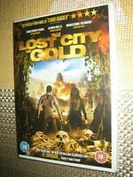 The Lost City Of Gold {DVD} Vernon Wells; New & Sealed - FREEPOST