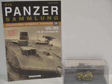 Panzer Sammlung Nr. 58 - Sd.Kfz. 250/9 Pz.Div.FHH – Tschechoslowakei 1945