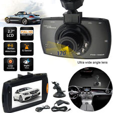 "HD 2.2"" LCD 1080P DVR Camera Car Video Recorder Dash Cam Night Vision G-Sensor"