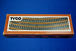 Vintage Tyco Train Track Sections Never used in Box 1970s HO Scale