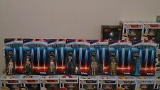 Funko ReAction! Movie: 2015 The Fifth Element Complete Set of 7 New & Unpunched!