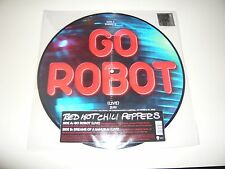 Red Hot Chili Peppers Go Robot Sealed Record Store Day Picture Disc Rsd