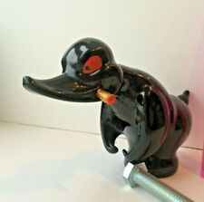hood ornament angry convoy duck From death proof