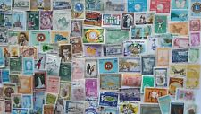 300 Different Dominican Republic Stamp Collection