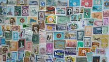 200 Different Dominican Republic Stamp Collection