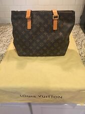 Louis Vuitton Cabas Piano Handbag-Very Good Condition! Free Shipping!