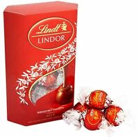 Lindt Lindor Milk Chocolate truffles, 200g sealed box,