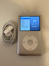 Apple iPod classic 7th Generation Silver (120 GB)