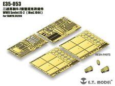ET modello 1/35 #E35053 JS-2 Mod.1944 sovietico dettagli fino Set per Tamiya 35289