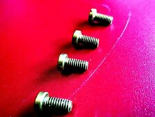 JAEGER LECOULTRE VINTAGE 528 ATMOS CLOCK BOTTOM BAR SCREW PART PER SET