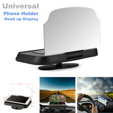 Universal Car SUV Dashboard Mount GPS Phone Holder Stand Clamp Cradle Clip HUD