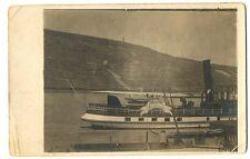 Carte Photographie Allemagne Motorboot Nach Allen Richtungen