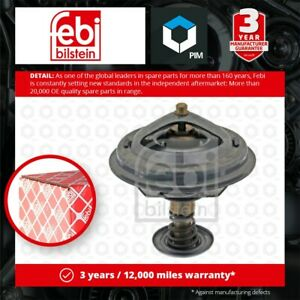 Coolant Thermostat 09677 Febi 1162000315 1162000315S 1162000315S3 Quality New