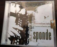 Massimiliano Felice Nuova Orchestra Sarm – Sponde Cd Still Sealed Jazz 2007