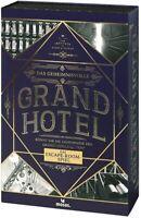 Das geheimnisvolle Grand Hotel (Spiel) NEU OVP