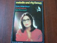 Melodie & Rhythmus (DDR) 8/1982-Nana Mouskouri-Westberliner Szene-Roger Chapman