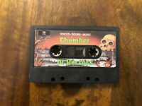 Chamber of Horrors Voices Sound Music Cassette Tape Halloween Effects Tony 1988