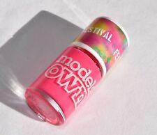 Models Own Festival Nail Polish NP256 Pink Wellies 14ml NEW