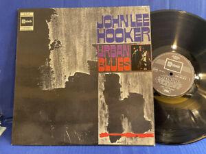 JOHN LEE HOOKER URBAN BLUES CSSX 240795 ORIGINAL FRANCE LP NEAR MINT