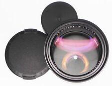 Leica 75mm f1.4 Summilux-M E-60 6 Bit-Coded  #3258274