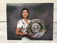Garbine Muguruza Signed Autographed 8x10 Photo i