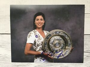 Garbine Muguruza Signed Autographed 8x10 Photo i