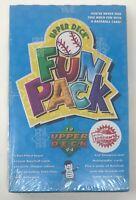 1994 UPPER DECK Fun Pack Baseball Hobby BOX 36 Packs MLB FACTORY SEALED