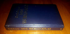 The Random House Mini World Atlas by John, and Son Staff Bartholomew (1986, HC)