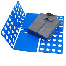 T-Shirt Clothes Folder Small Magic Fast Laundry Organizer Folding Board