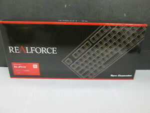 Topre Real Force Keyboard R2TL-JPV-IV-KP Capacitive non-contact method Japanese