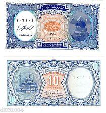 Egypte Egypt Billet 10 Piastres ND (2004 -2011)  PYRAMIDE SPHINX NEUF UNC
