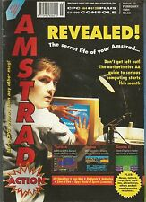 AMSTRAD ACTION - ISSUE 65 - FEBRUARY 1991 - MAGAZINE