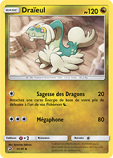 Pokemon - Draïeul X2 - Peu Commune - SL7.5 Majesté des Dragons 51/70