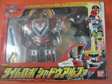 Bandai Power Rangers Super Sentai Time Ranger Timeranger Robot Force Figure Rare