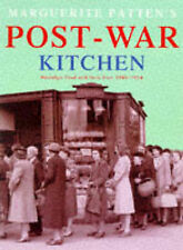 """""""AS NEW"""" Marguerite Patten's Post-war Kitchen: Nostalgic Food and Facts from 194"""