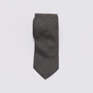 Eton Woolen Tie Dark Green Herringbone *Imperfect